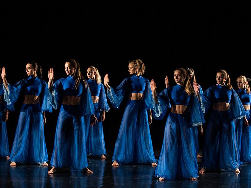 Tangruppe Jazzdance, Musicaldance, Moderndance